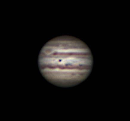 08/25/2009- Jupiter- 1327 frames at 23:22 PM PDT